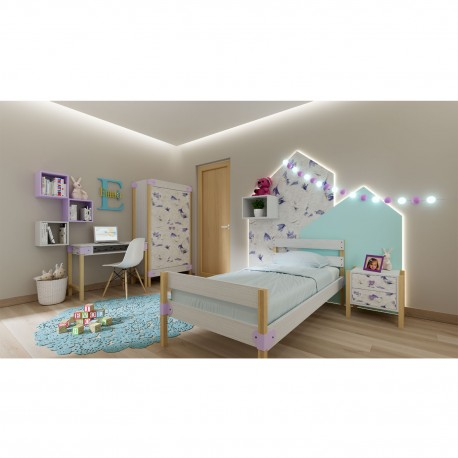 9817861ea12 Σετ παιδικό δωμάτιο σειρά Hug σχ.2 - Box-Home • Έπιπλο - Κουζίνα ...