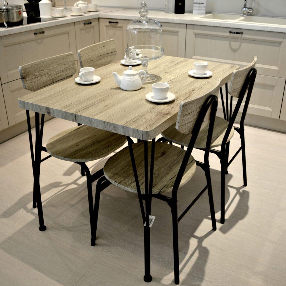 Τραπέζι κουζίνας Verona Box Home • Έπιπλο Κουζίνα Μπάνιο