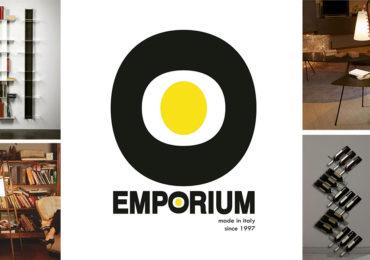 Νέα συνεργασία BOX HOME και EMPORIUM!!!