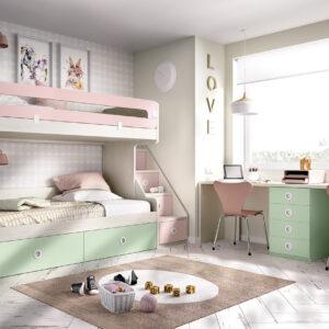 Κουκέτες/Υπερυψωμένα κρεβάτια