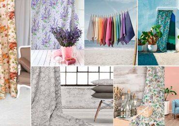 Κλείστε τις κουρτίνες …  και βυθιστείτε στον κόσμο των χρωμάτων, των μοτίβων και των υφών